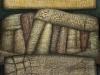 """""""The stones- the runes"""" 120х95 canvas/acrylic"""