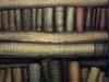 """Sergeev Sergey""""Library"""" canvasacrylic  180x130, 2020"""