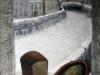 """The window.Winter "" 80х60 canvas/acrylic"