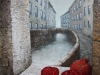 """""""The granates """" 80х60 canvas/acrylic"""