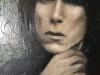 """Sad Iggy""  80х60 canvas/acrylic"